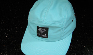 Diamond Supply Co. 5-Panel Caps