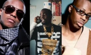 DJ Greg Street ft. Lupe Fiasco, Wale and Kardinal Offishal: Dope Boys (RMX)