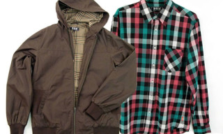 DQM Fall 2008 Collection | Waxed Cotton Bomber & Flannel Shirts