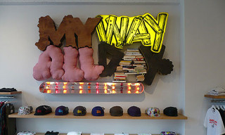 Eric Elms For Stussy Chapter Store Washington DC