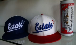 Estate LA 4th Of July Caps
