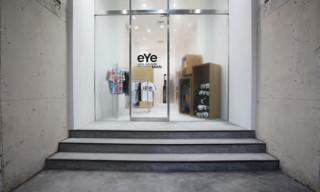 eYe Junya Watanabe Comme Des Garcons Flagship Store Hong Kong