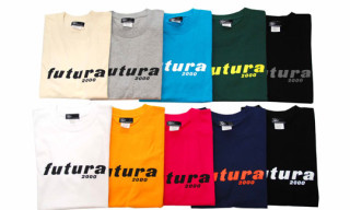 Futura Laboratories Logo T-Shirts