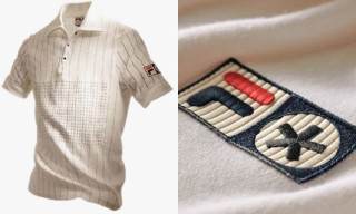 Wallpaper x Fila Polo Shirts