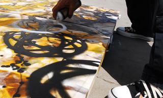 "Krunk Presents Futura ""Stategic Synchronicity"""