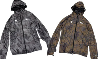 Futura Laboratories x Descente Four(4)able Jackets