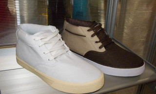 Project – Gravis Spring 2009 Footwear Preview