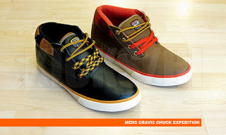 Gravis Fall/Winter 2008 Chuck Expedition