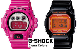 "G-Shock ""Crazy Color"" Collection"