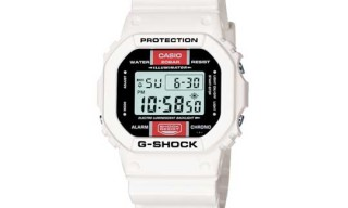 Haze x G-Shock DW-5600 Available