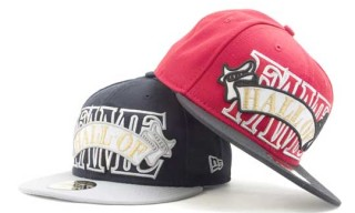 UNDR-CRWN x New Era Ball Hog Fitteds