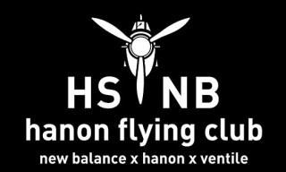 Hanon Shop x New Balance | Hanon Flying Club