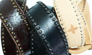 Head Porter Plus Studs Wristband/Belt