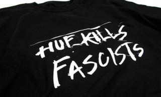 Huf Fall 2008 Collection – T-Shirts & Fleece