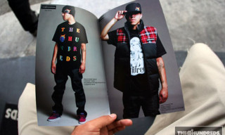 The Hundreds F/W '08 Lookbook Teaser