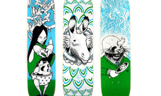 Jeremy Fish Artist Deck Series