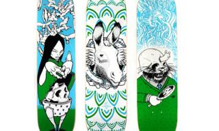 Jeremy Fish Artist Deck Series