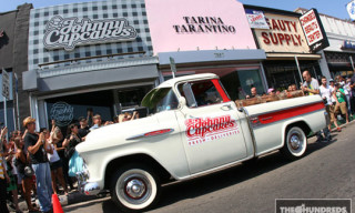 Johnny Cupcakes Opening Los Angeles