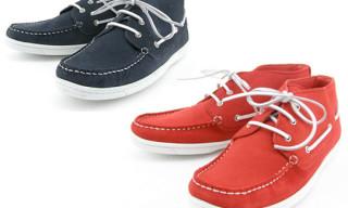 Journal Standard x Danassa Deck Shoes Mid