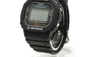 Journal Standard x Casio G-Shock