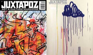 Juxtapoz Issue 92 September 2008 | NYC Graffit Special