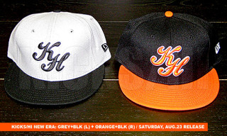 "Kicks/Hi ""Bay Area Specials"" New Era Caps"