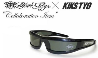 Kiks TYO x Black Flys Sunglasses
