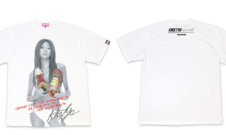"Kiks TYO x Yuko Ishida | ""What The Girl"" T-Shirt"