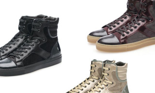 Lanvin Fall/Winter 2008 Hi Top Sneakers
