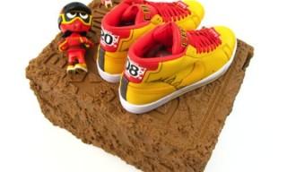 Michael Lau China BMX Nike Blazer