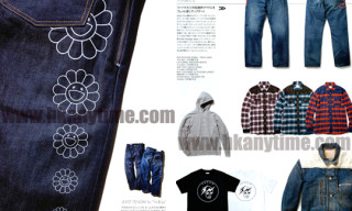 Levi's Fenom Fall/Winter 2008 Collection