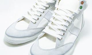 Maccheronian Italian Army Sneaker