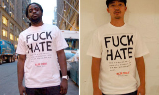 "Major Threat ""F*ck Hate"" T-Shirt"