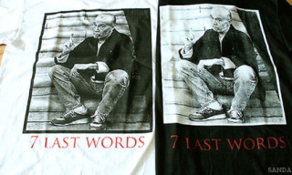 "Manik Skateboards ""George Carlin"" T-Shirt"