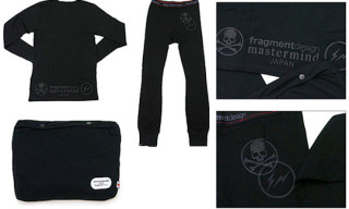 Mastermind Japan x Fragment Design Travel Set