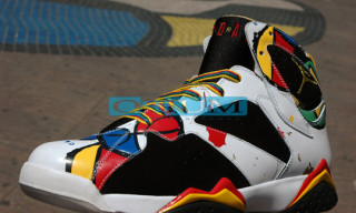 Nike Air Jordan VII Miro – A Detailed Look