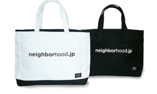Neighborhood.jp x Porter Original Tote