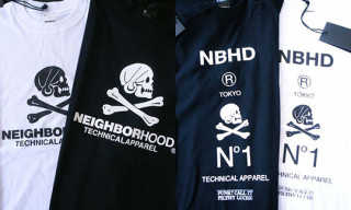 Neighborhood Tokyo Exclusive T-Shirts