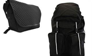 Neighborhood x Porter Fall/Winter 2008 – Blockhead Bag/Shell Solid Messenger Bag