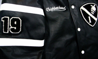 Neighborhood Leather Jackets