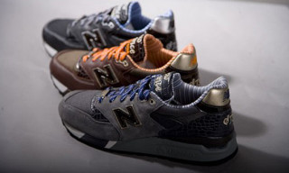 "New Balance Super Team 33 ""Men's Suit"" Pack"