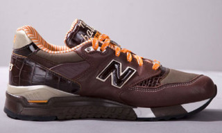 "New Balance Super Team 33 | 998 ""Men's Suit"" Pack – New Images"