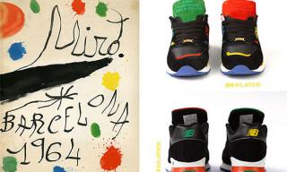 "24 Kilates x New Balance 1500 ""Joan Miro"""