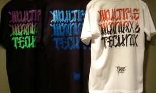 Nexus VII A/W '08 | Chaz Bojorquez T-Shirts
