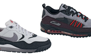 Nike ACG Wildwood and Terra Ninety