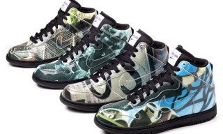 "Nike ""Beautiul Losers"" Dunk Collection"
