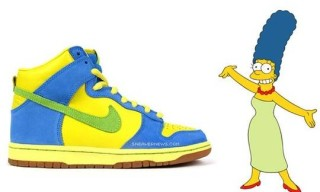 "Nike Dunk Hi SB ""Marge Simpson"""