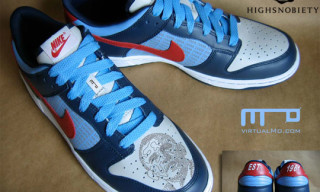 Mobama Dunk Low 2008 By Virtual Mo