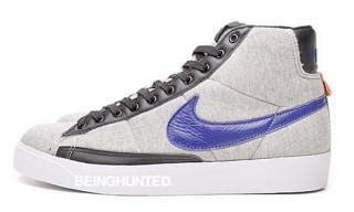 Nike x Loopwheeler Blazer Hi