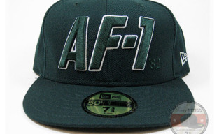 "Nike x New Era ""AF-1"" Fitted Cap"